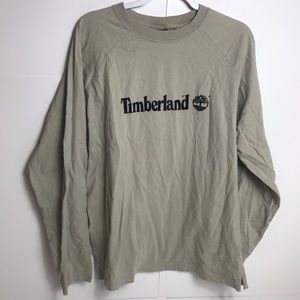 Timberland long sleeve tee
